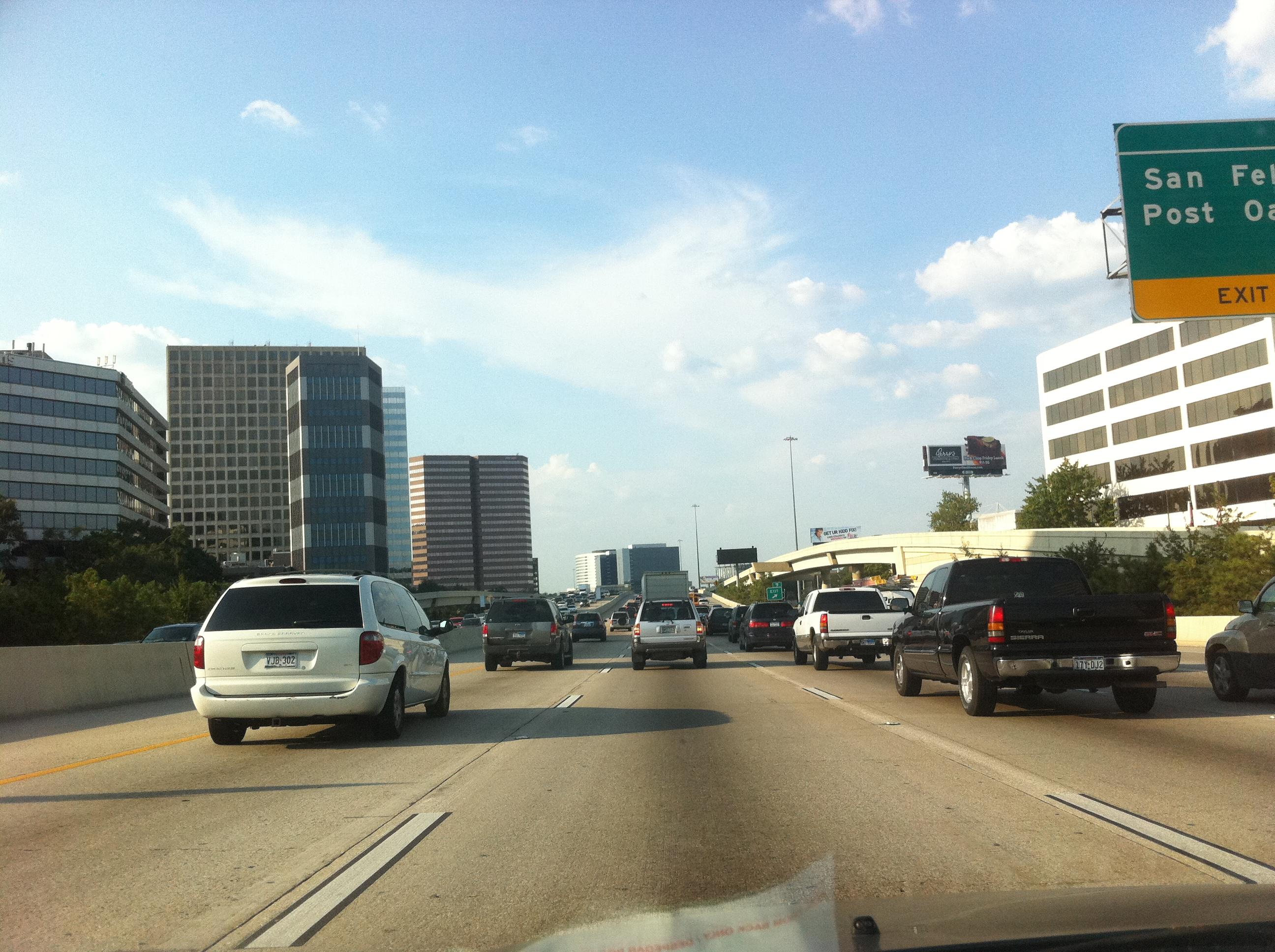 Journey: I love Houston