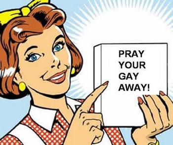 pray your gay away