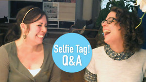 selfie tag video - tagged by cutiepiemartzia