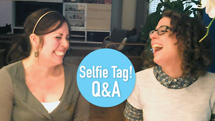 selfie tag video - tagged by cutiepiemartzia