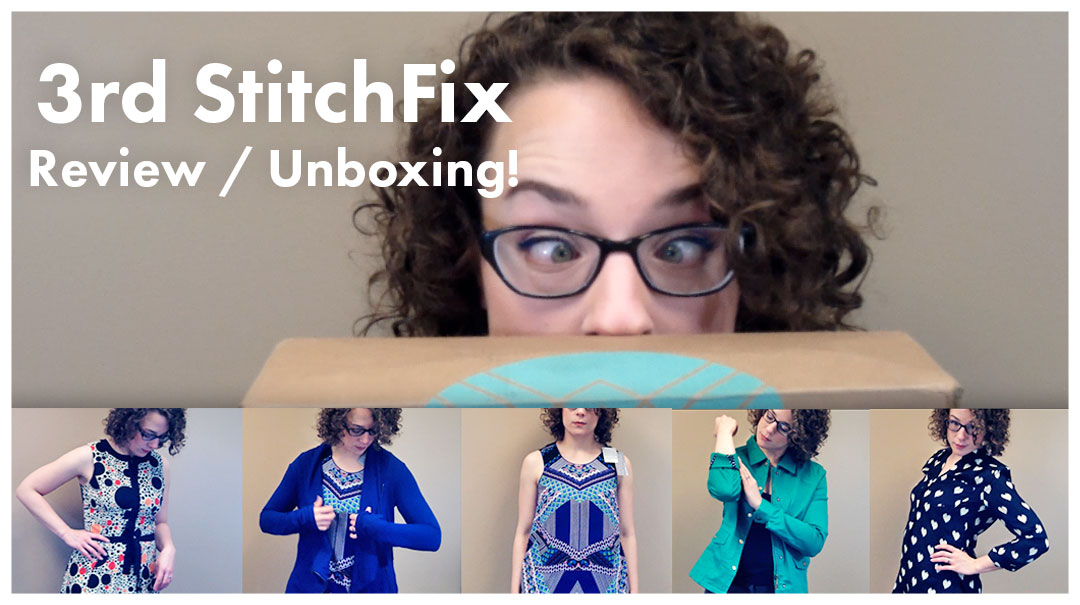 stitchfix unboxing review video