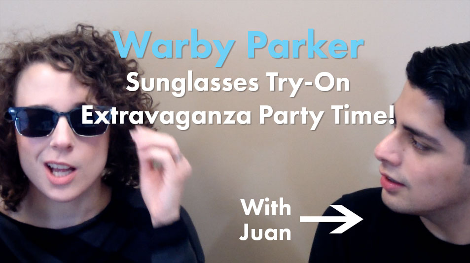 warby parker try on review