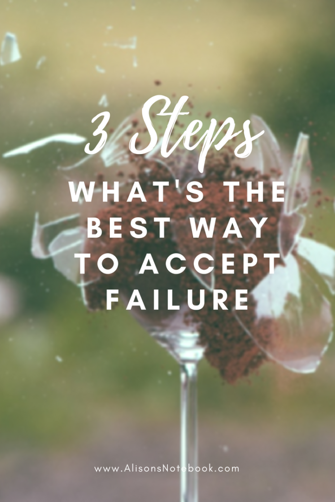 Best Way to Overcome Failure