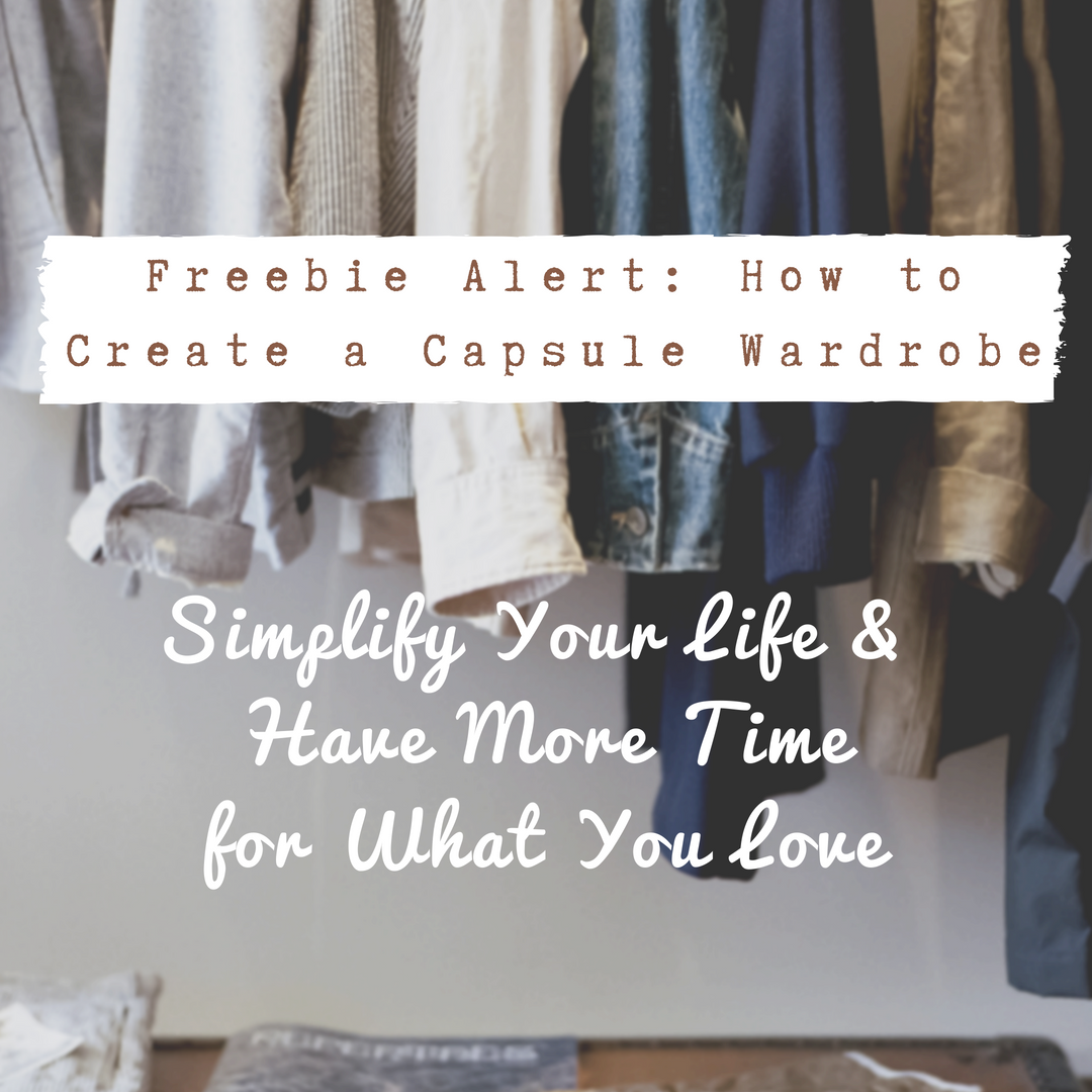 how to create a capsule wardrobe // how to create a versatile wardrobe