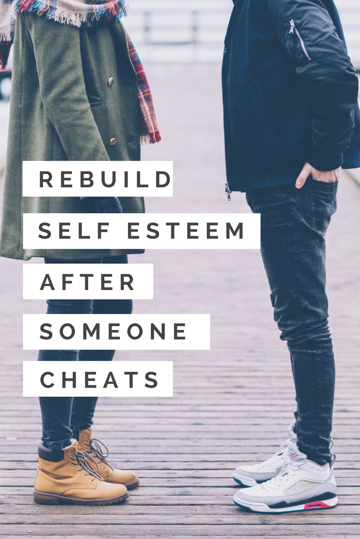 Rebuild Self-Esteem After Breakup