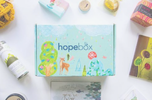 hopebox cratejoy subscription box