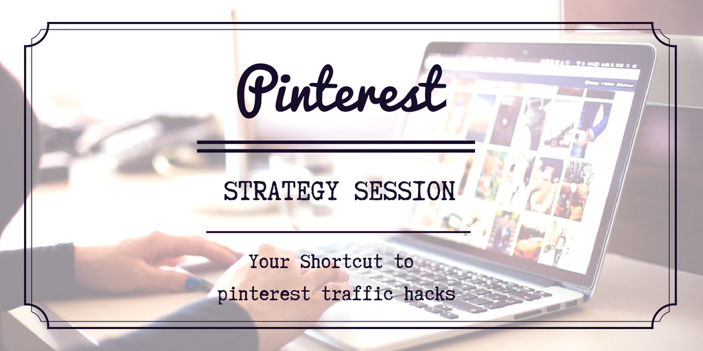 pinterest traffic hack strategy session