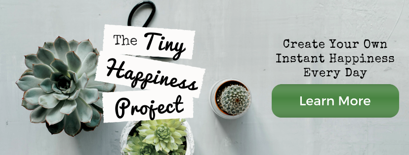 the tiny happiness project // free counseling support