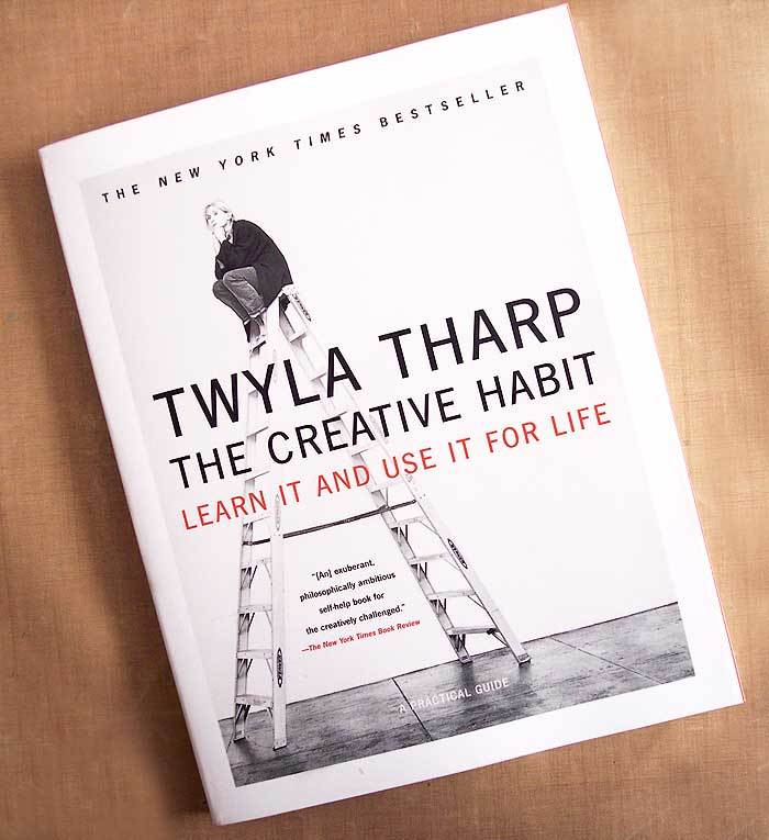 5 habits that simplified my life - the creative habit by twyla tharp