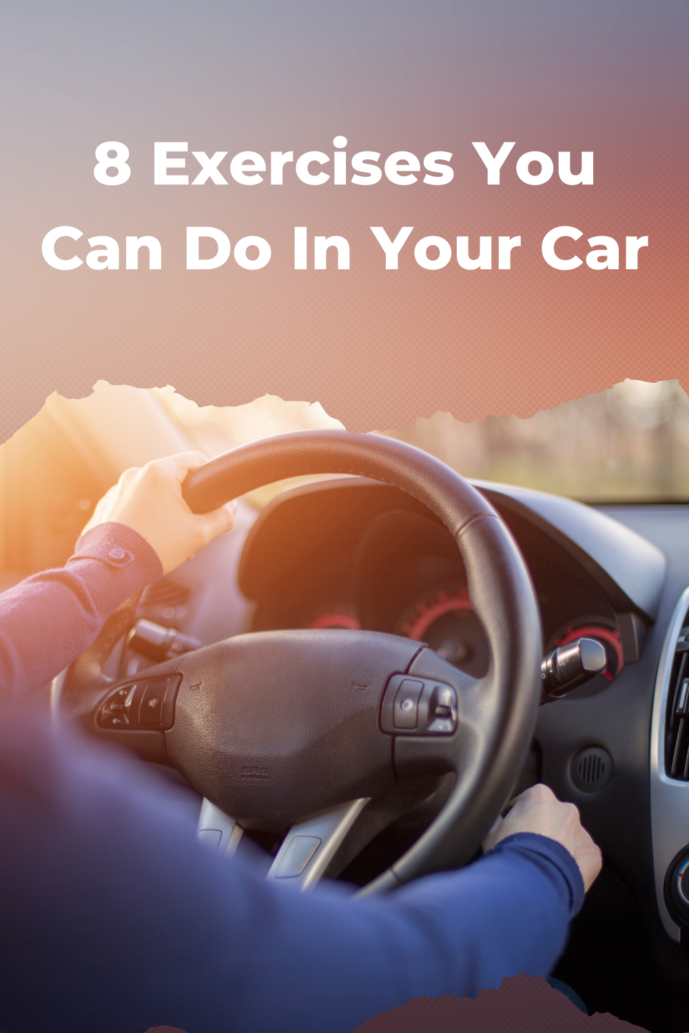 exercises you can do in your car
