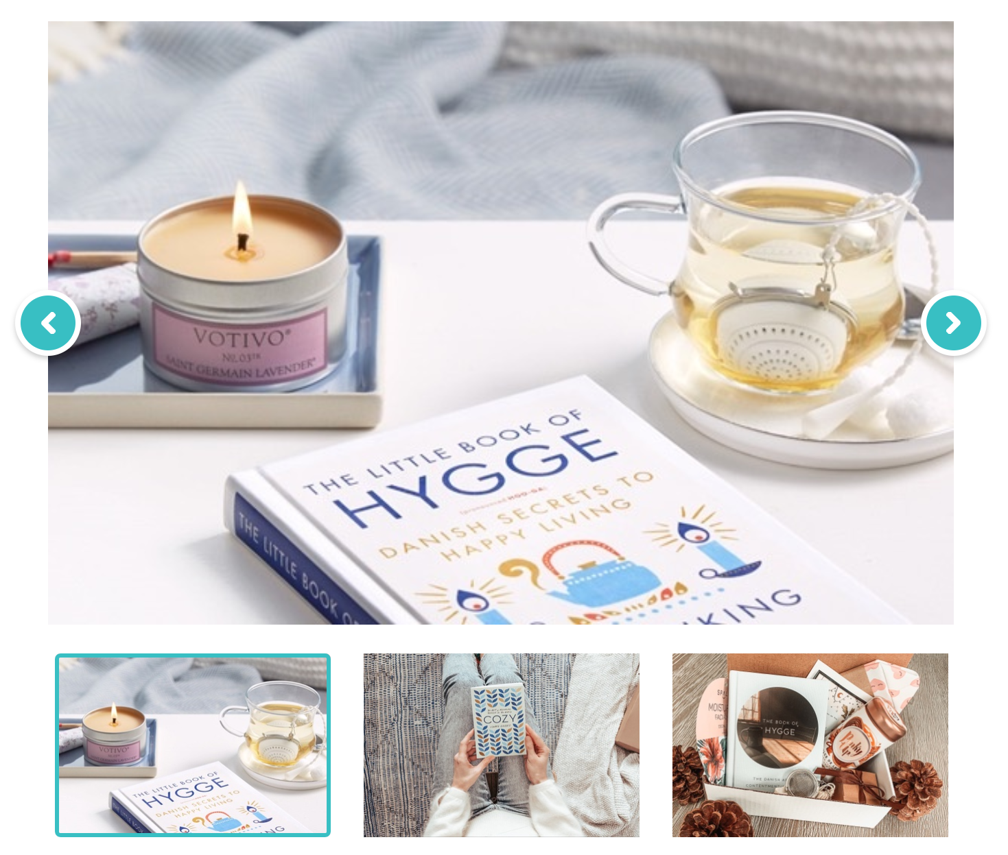 cratejoy hygge book club subscription box