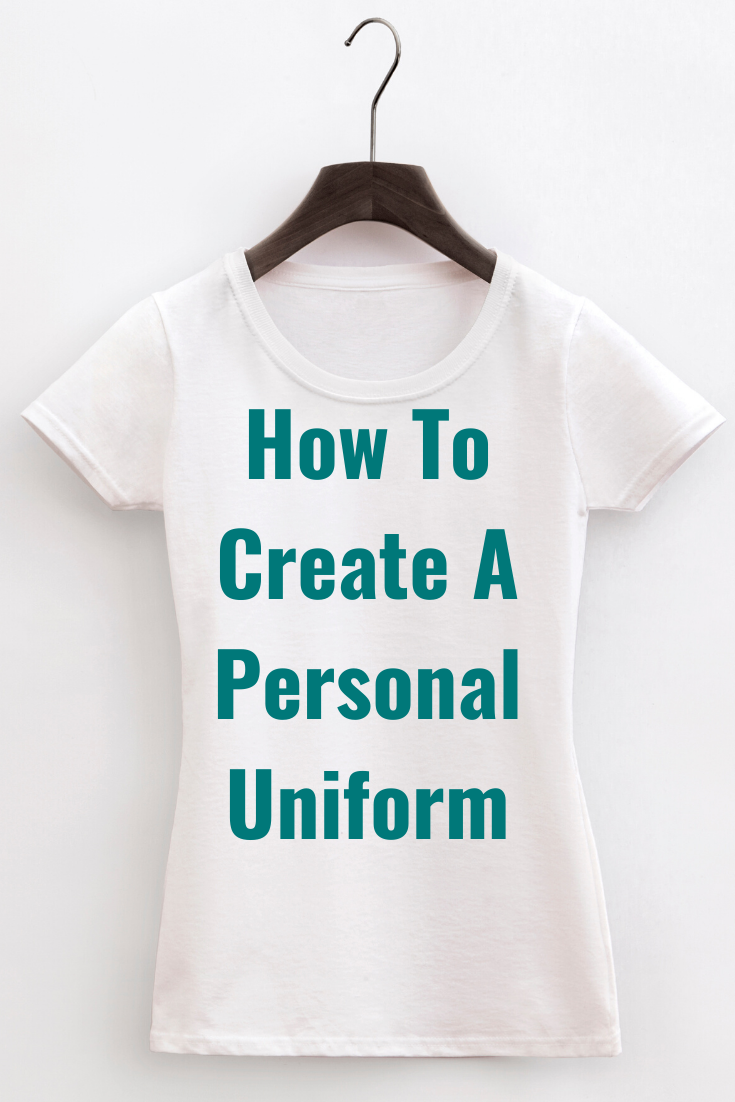 How To Create A Personal Uniform (2)