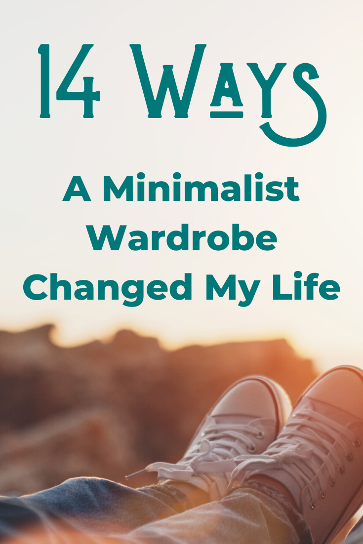 A Minimalist Wardrobe Changed My Life