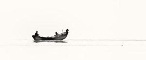 minimalist self care - rowing boat