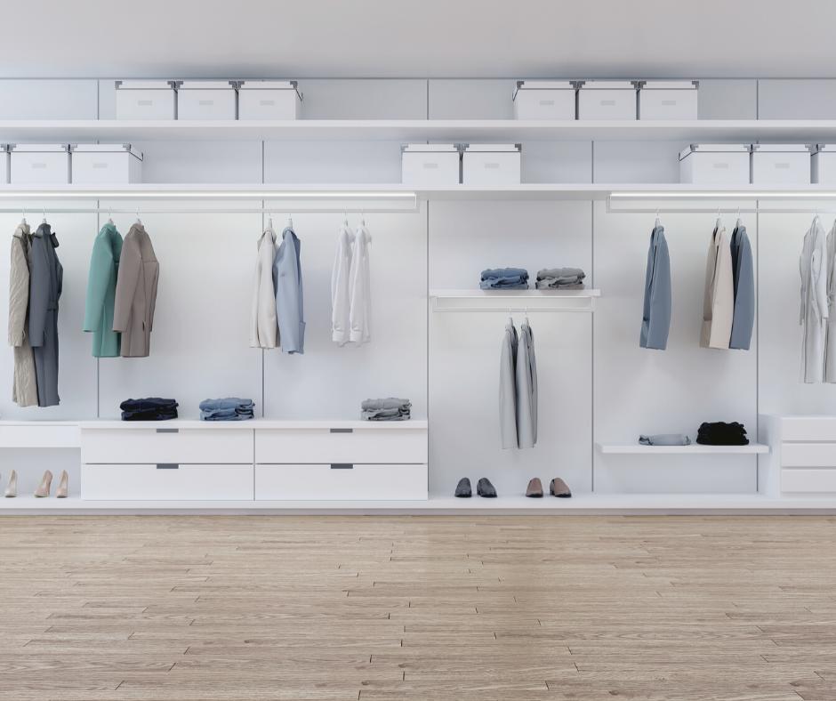 Minimalist Closet: 10 Style Tips