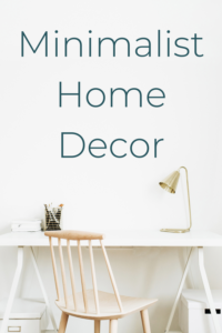 7 tips for a minimalist house decor.