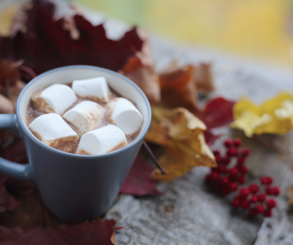 simple slow living tips for the fall.